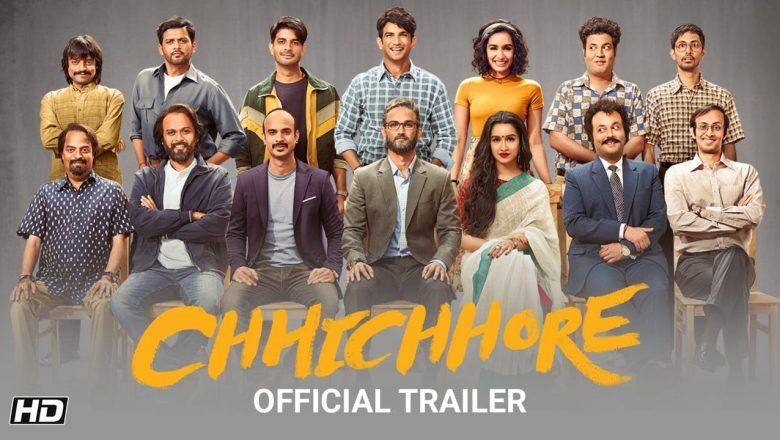Fox Star Studios next venture 'Chhichhore' is here!