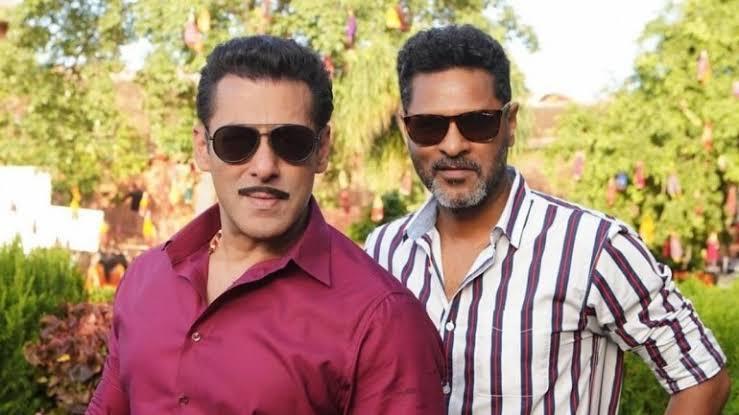 "KJR studios associates with Salman Khan's distributing ""Dabangg 3"" in all languages across Tamil Nadu"