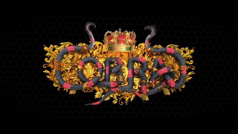 Cobra Movie Motion Poster