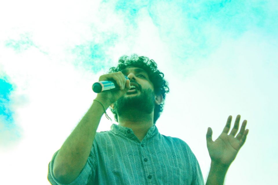 King of Mesmerizing Voice' Sid Sriram's South India Music Tour – 'All Love No Hate' Stills