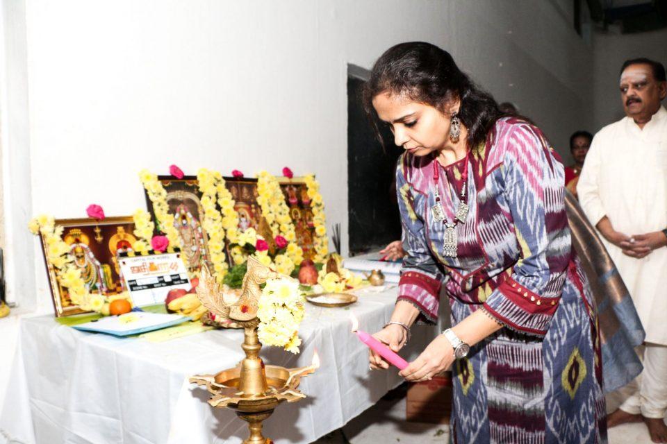 Capital Film Works – Web Series Press release and Pooja stills