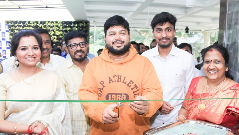 """""""Studio UNO Records"""" By Music dir S.Thaman"""" & Singer Mahathi as Guest of Honour Event Stills"""