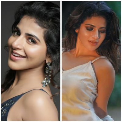 ACTRESS ISWARYA MENON LATEST STILLS