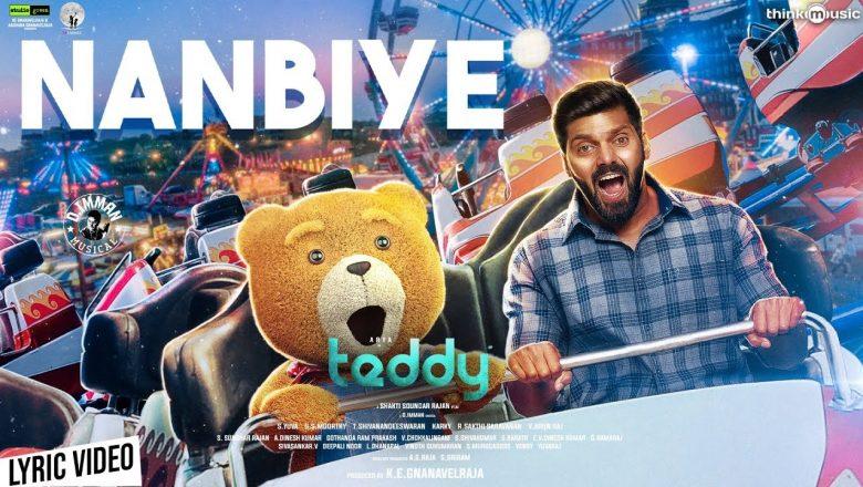 Teddy movie Lyrics Video