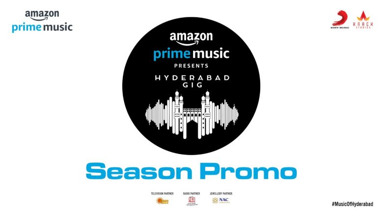 Amazon Prime Music & Sony Music collaborate on Telugu Pop with Hyderabad Gig.