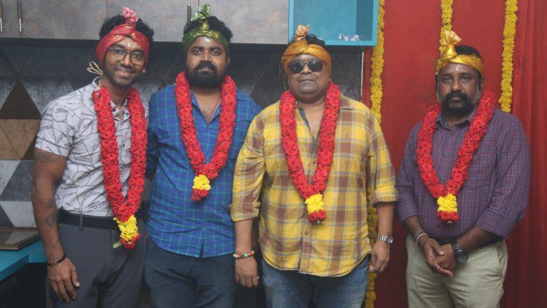 'Pitha', directed by Aathityaa,