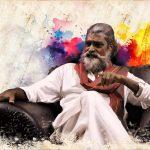 ஒவியர் வீர சந்தானம் அவர்களின் 3வது ஆண்டு நினைவு நாள் ஜுலை 13 அனுசரிக்கப்பட்டது.