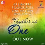 """USCT & Lahari presents 'Together As One"""" PROFOUNDLY RESONATING VOICE OF LEGENDARY SHRI. SPB."""