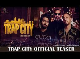 Trap City Official Teaser   Kyyba Films   Brandon T Jackson   Nepoleon   G.v.Prakash kumar