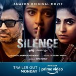 Amazon Prime Video unveils the trailer of R Madhavan and Anushka Shetty's much awaited Telugu suspense thriller.