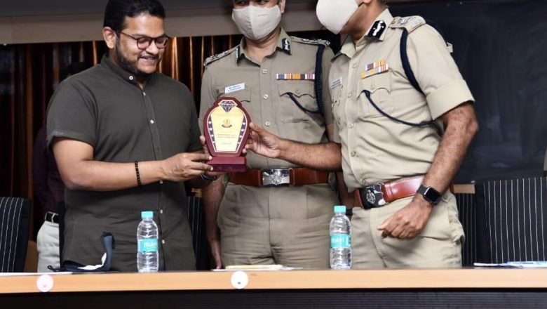 Music director Ghibran and Chennai Super Kings collaborate for Greater Chennai police initiative Salaam chennai– A Tribute video to COVID 19 warriors.