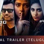 Nishabdham – official trailer ( Telugu ) | R.Madhavan | Anushka Shetty | Amazon Original Movie | October 02