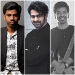 Acclaimed music composer, Justin Prabhakaran roped in for Prabhas's Radhe Shyam.