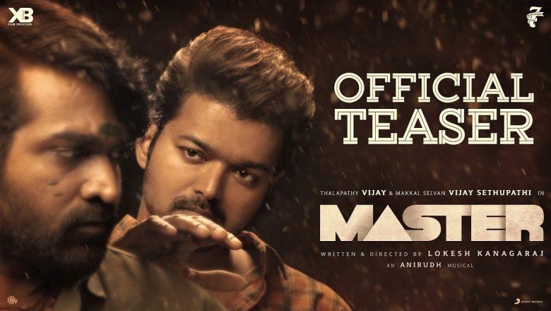 Master-Teaser ( Official )   Thalapathy Vijay   Vijay Sethupathi   Lokesh Kanagaraj