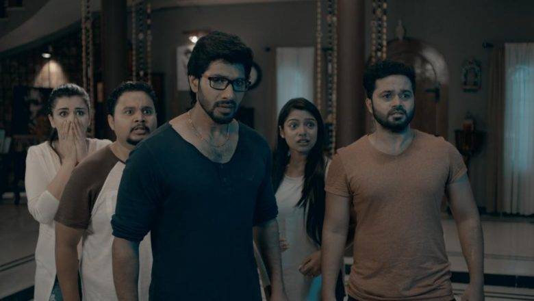 Fasten your seat belts and get ready to be spooked with spine-chilling Kannada drama Mane No. 13 on Amazon Prime Video.