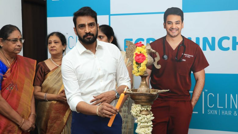 Actor Dr Sethuraman's Zi Clinic -ECR Branch launch by Actor Santhanam stills.