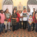 Flash Back Movie Pooja Stills
