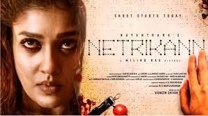 Netrikann Official Teaser   Nayanthara   Vignesh Shivan   Milind Rau   Girishh Gopalakrishnan.