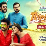 Hotstar Specials presents Triples – a story of 3 friends and their comical misadventures through life, love and their coffee shop; starring Jai Sampath, Vivek Prasanna, Rajkumar and Vani Bhojan