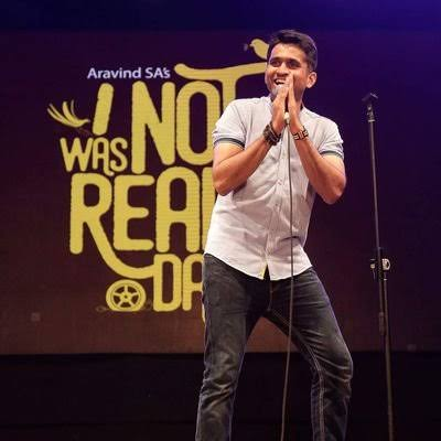 Are you ready? Coz Aravind SA Was Not Ready Da! Amazon Prime Video drops the trailer of Aravind SA's stand-up special 'I Was Not Ready Da'