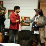 Actor Mahat Actress Aishwarya Dutta starrer Kettavanu Per Yedutha Nallavanda