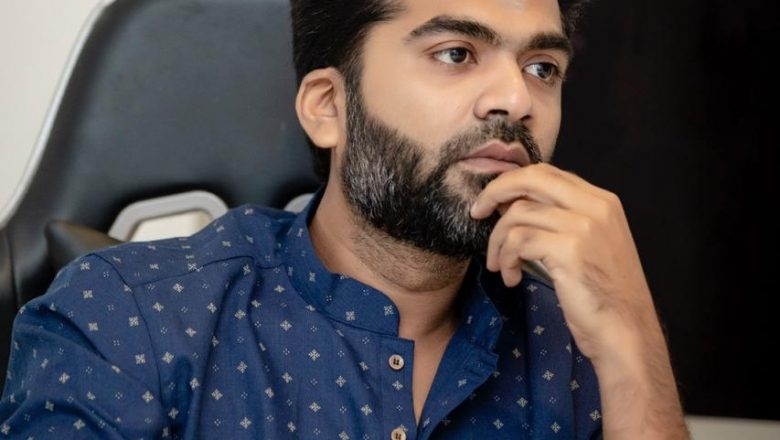 ACTOR SILAMBARASAN TR LATEST STILLS.