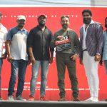 கேங்ஸ்டர் 21′ திரைப்படத்தின் படப்பிடிப்பை உலக நாயகன் கமல்ஹாசன் தொடங்கி வைத்தார்!