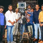 Abhishek Films 'Production No:8 Pooja stills.