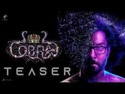 Cobra – Official Teaser | Chiyaan Vikram | AR Rahman | R Ajay Gnanamuthu | 7 Screen Studio