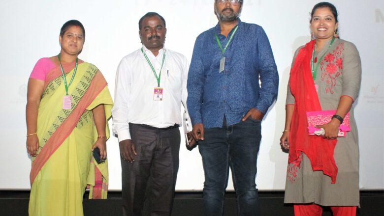 3rd Day of 18th Chennai International film festival Stills