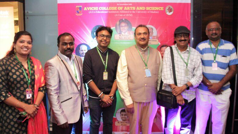 2nd Day of 18th Chennai International film festival Stills