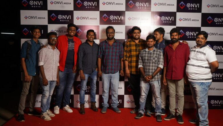 Onvi.Movie had an exclusive movie Preview show held in Chennai.