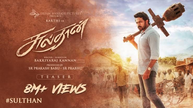 SULTHAN – Official Trailer (tamil) | Karthi, Rashmika | Viveka – Marvin | Bakkiyaraj Kannan