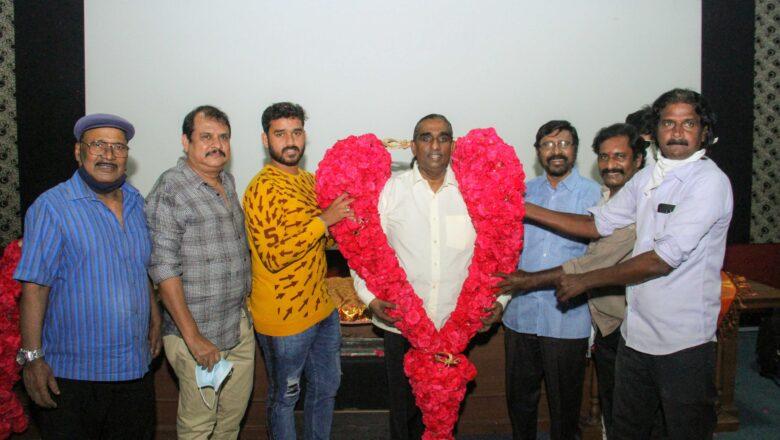 Oru Vina Oru Vidai' Musical Album launch Event Stills.