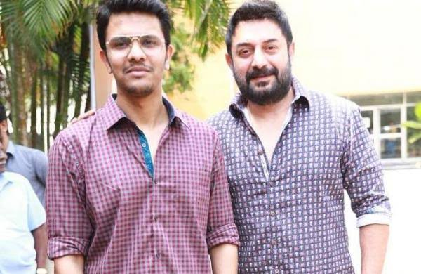 DIRECTOR KARTHICK NAREN SHARES FOND MEMORIES WORKING WITH ACTOR ARVIND SWAMI ON THE UPCOMING ANTHOLOGY 'NAVARASA'