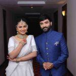 Snekan & Kannika Ravi – Marriage Reception Stills.