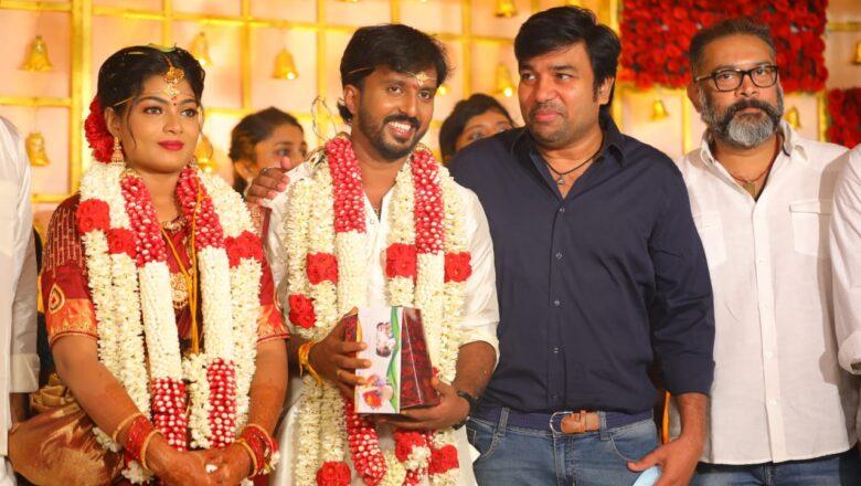 Director Chachi Wedding Stills.