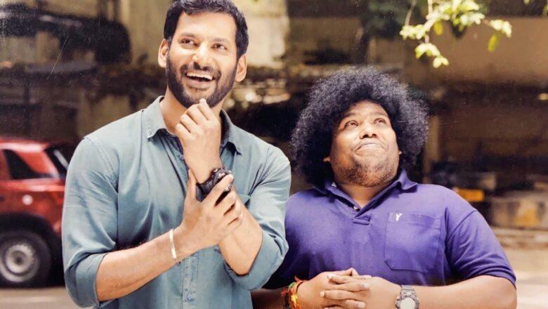 இறுதி கட்ட பணிகளில் நடிகர் விஷாலின் வீரமே வாகை சூடும் திரைப்படம் !